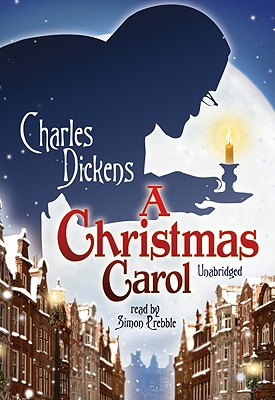 [CD] A Christmas Carol By Dickens, Charles/ Prebble, Simon (NRT)